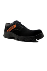 Toko Cut Engineer Safety Low Boots Luxury Hitam Dekat Sini