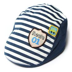 Beli Lucu Bayi Bayi Anak Gadis Garis Kapas Bisbol Cap Lebih Sporty Dan Puncaknya Baret Hat Casquette Gelap Biru Intl Kredit Tiongkok