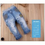 Beli Cutevina Boys Fashion Short Jeans Celana Pendek Anak Bordir 3 9Th Bc17018 Murah