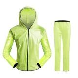 Harga Bersepeda Jersey Multifungsi Jaket Hujan Tahan Air Windproof Tpu Raincoat Peralatan Sepeda Pakaian 4 Warna Intl Not Specified Online