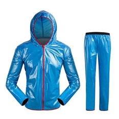 Promo Toko Bersepeda Jersey Multifungsi Jaket Hujan Tahan Air Windproof Tpu Raincoat Peralatan Sepeda Pakaian 4 Warna Intl