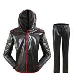 Spesifikasi Bersepeda Jersey Multifungsi Jaket Hujan Tahan Air Windproof Tpu Raincoat Peralatan Sepeda Pakaian 4 Warna Intl Not Specified