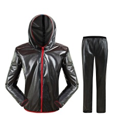 Harga Hemat Bersepeda Jersey Multifungsi Jaket Hujan Tahan Air Windproof Tpu Raincoat Peralatan Sepeda Pakaian 4 Warna Intl