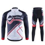 Jual Bersepeda Jersey Celana Set Sepeda Pakaian Lengan Panjang Jersey Suit Wicking Pakaian Intl Oem Online