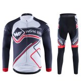 Toko Bersepeda Jersey Celana Set Sepeda Pakaian Lengan Panjang Jersey Suit Wicking Pakaian Intl Online Di Tiongkok