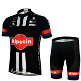 Spesifikasi Bersepeda Setelan Set Bersepeda Jersey Pendek Celana Pendek Lengan Sportswear Cepat Kering Anti Keringat Sepeda Set Intl Baru