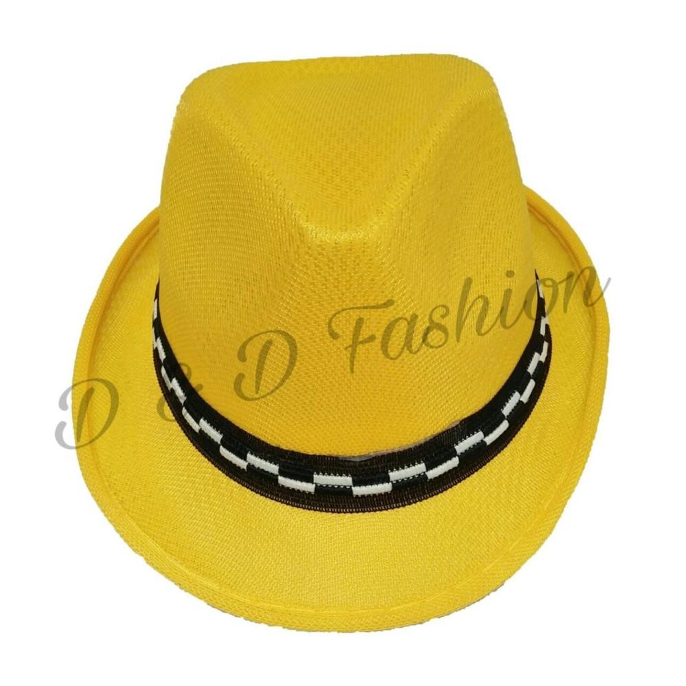 ... Tompi Panama Dewasa Pria Dan Wanita ( Cream. Source · Pencarian Termurah  D   D Fashion Fedora Hat For Kids   Topi Fedora Jazz Anak Unisex f18480934c