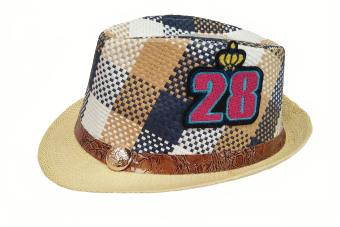 Pencarian Termurah D   D Hat Collection Fedora Straw Hat For Kids   Topi  Fedora Anyaman Anak – Cream Navy harga penawaran - Hanya Rp39.456 57b2b10736