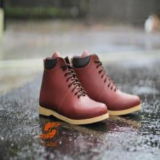D-ISLAND BRODO BROWN Murah / Diskon / Casual / Formal / Boots / Touring / Tracking / Adventure / Promo