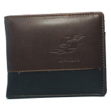 D Island Elegan Wallet 2 Color Brown Original