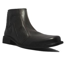 Jual D Island Shoes Genuine Leather High Pure Coklat Tua Jawa Barat