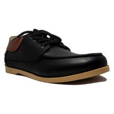 Jual D Island Shoes Mens Casual Italy Hitam D Island Original