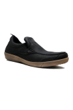 Jual D Island Shoes Slip On Driving Comfort Leather Black Online Jawa Barat