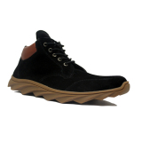Beli D Island Shoes Sneakers Boots England Suede Black