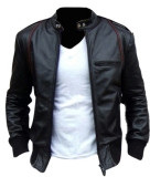Jual D1Ny Collection Jaket Kulit Sk24 Hitam Ori