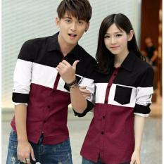 Jakarta Couple Kaos Couple Pocket New Best Buy Indonesia Source · Couple LO VE Tosca Baju