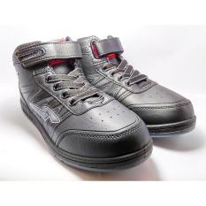 Laphiko Sepatu Sekolah Anak Hitam - Dallas Legend