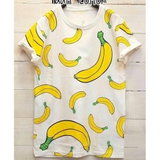 DAMAI FASHION JAKARTA - baju atasan tshirt barina pisang - konveksi
