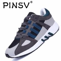 Toko Danji Musim Panas Men S Fashion Sport Sepatu Casual Sneakers Menjalankan Sepatu Gray Dan Hijau Intl Online Tiongkok
