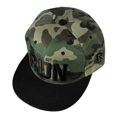 Review Toko Pria Wanita Snapback Adjustable Baseball Cap Hip Hop Hat Intl