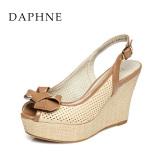 Jual Cepat Daphne Manis Baru Cooljie Berongga Sandal Warna Kulit 141