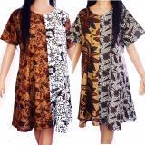 Jual Daster Batik Baju Tidur Katun Baju Santai Sogan D39 Dua Melati Di Indonesia