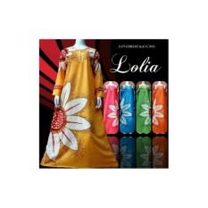 Rora batik - daster gamis Lolia: LD 106-108