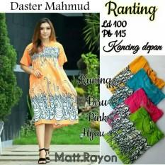 Daster Ranting / Jodha Murah  Baju Tidur Batik Santai Dress Motif Bali