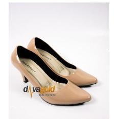 LCFU764 Fashion wanita sepatu hak tinggi pernikahan putri menunjuk sepatu kantor wanita sepatu. Source ·