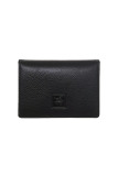 Jual David Jones International Dompet Kartu Card Holder Kulit Pria Kulit Asli 1141 Hitam Termurah