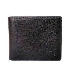 Model David Jones International Exlusive 1114 Dompet Kulit Asli Pria Slot Kartu Banyak Hitam Terbaru