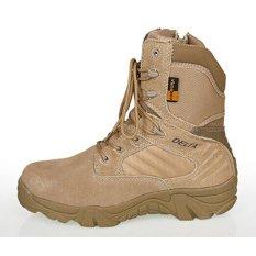 Obral Dbest Sepatu Boot Hiking Delta High 8Inch Quality Outdoor Gurun Murah