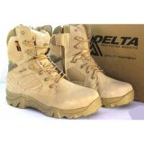 Katalog Dbest Sepatu Boot Hiking Delta High 8Inch Quality Outdoor Gurun Delta Terbaru