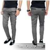 Spesifikasi Dc Celana Chino Skinny Panjang Abu Murah