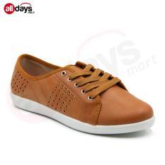 Iklan Dea Faster Sepatu Flat Shoes Sporty 1607 108 Camel