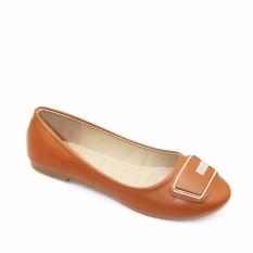 Harga Dea Flat Shoes 050 3 Camel Size 36 41 Jawa Timur