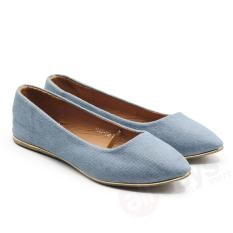 Beli Dea Flat Shoes 1607 200 Blue