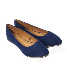 Review Pada Dea Flat Shoes 1607 200 Navy
