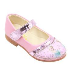 Toko Dea Flat Shoes Anak Perempuan 1609 362 Pink Size 26 36 Termurah Di Jawa Timur
