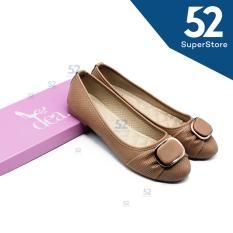 Dea Flat Shoes Wanita 1607 107 Khaki Size 36 41 Dea Murah Di Jawa Timur