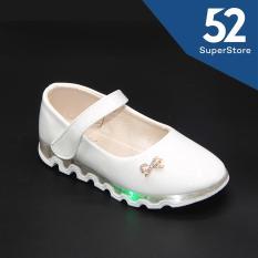 Tips Beli Dea Sepatu Anak Led 1704 142 B White Size 31 36 Yang Bagus