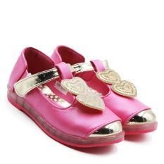 Toko Dea Sepatu Anak Perempuan Flat 1609 360 Peach Size 26 30 Di Jawa Timur