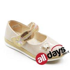 Harga Dea Sepatu Anak Perempuan Flat 1609 364 Gold Original