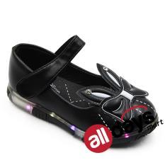 Toko Dea Sepatu Anak Selop 1609 356 Black Terlengkap Jawa Timur