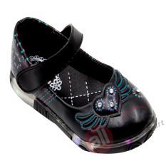 Harga Dea Sepatu Anak Selop 1609 358 Black Dan Spesifikasinya