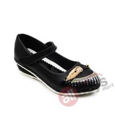 Jual Dea Sepatu Anak Wedges 1609 370 Size 31 36 Black Dea Original