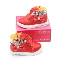 Beli Dea Sepatu Boot Anak Perempuan 1611 105 Red Size 26 31 Murah Di Jawa Timur