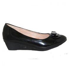 Jual Dea Sepatu Fantofel Wanita 1503 20 Hitam Di Indonesia