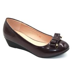 Jual Dea Sepatu Fantofel Wanita 1503 21 Brown Size 36 40 Ori