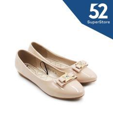 Jual Dea Sepatu Flat Shoes 1612 30 130 Apricot Size 36 40 Murah